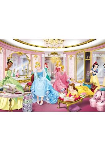 Komar Fototapete »Princess Mirror«, bedruckt-Comic, ausgezeichnet lichtbeständig kaufen