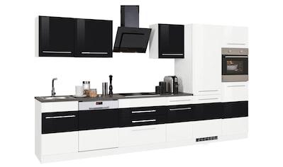 HELD MÖBEL Küchenzeile »Trient«, mit E - Geräten, Breite 360 cm kaufen