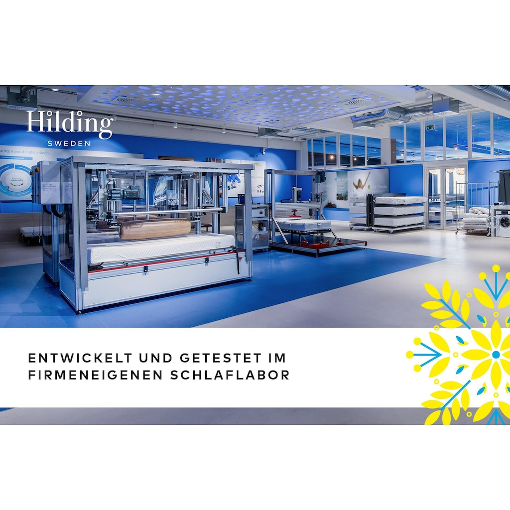 Hilding Sweden Lattenrost »Stockholm«, (1 St.), fertig montiert