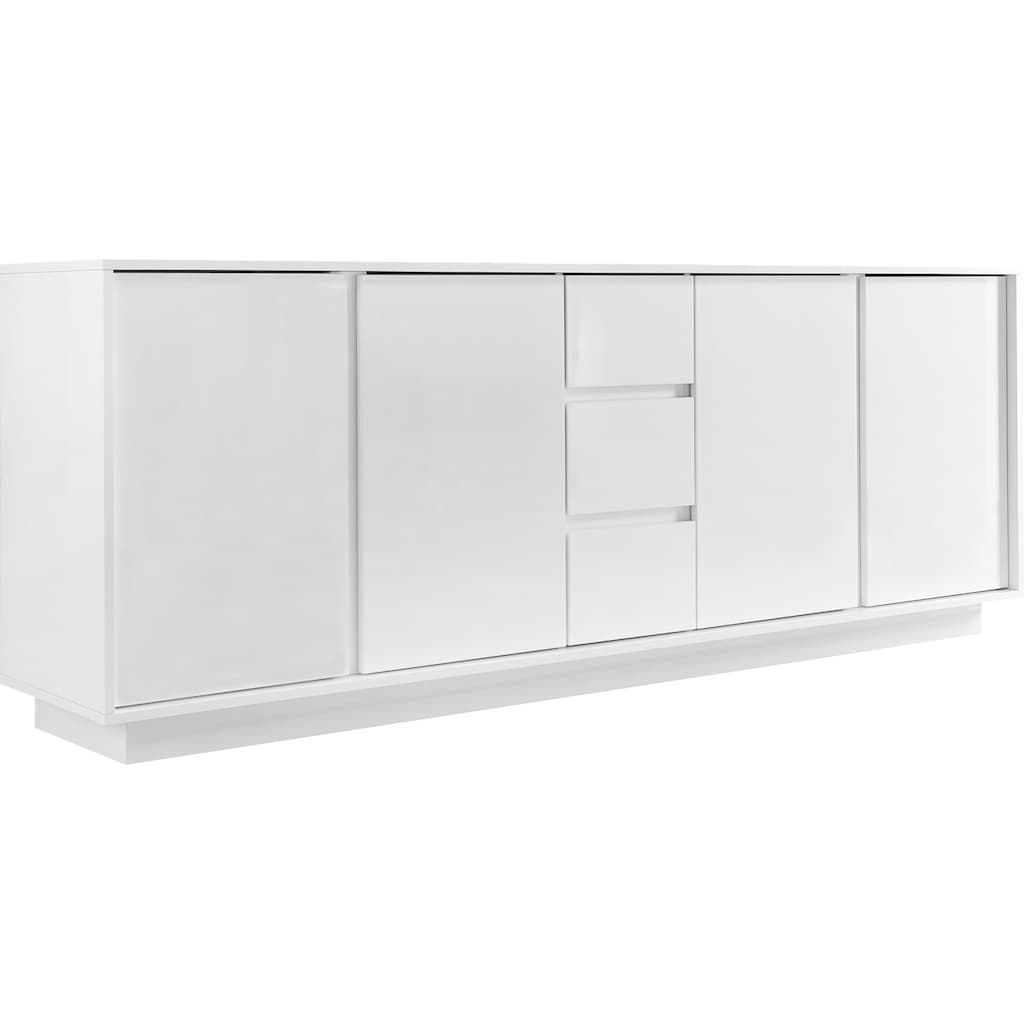 LC Sideboard »Ice«, grifflos