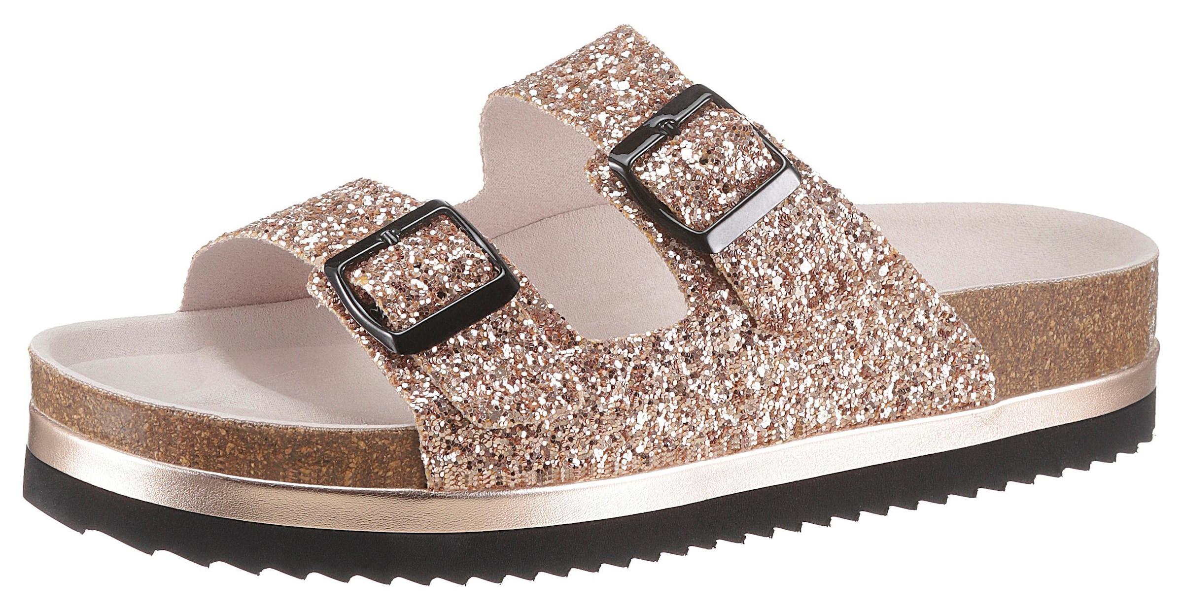 huge discount 28c30 1ccfc Buckle Pantolette 2 Schuhe Esprit Nelly Pantoletten Details ...