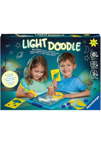 "Ravensburger Kreativset ""Light Doodle Moon & Stars"" kaufen"