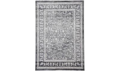 carpetfine Teppich »Shola«, rechteckig, 8 mm Höhe, Vintage-Seiden-Optik, Wohnzimmer kaufen