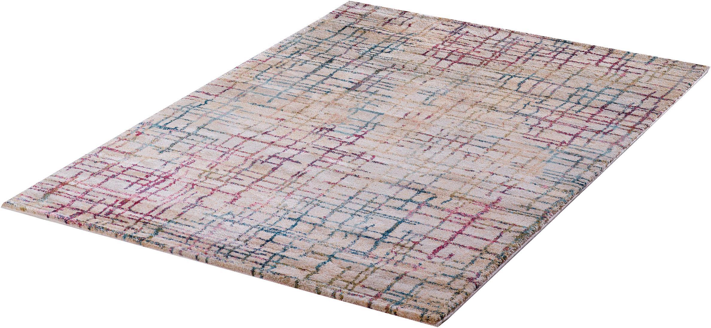 Teppich Bali 2606 Sanat Teppiche rechteckig Höhe 20 mm maschinell gewebt