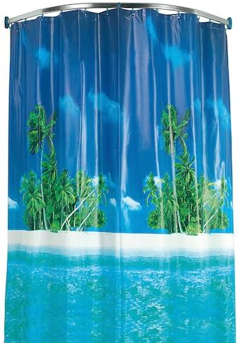 Kleine Wolke Bogenstange, kürzbar, für Duschvorhänge, Rundduschstange kaufen