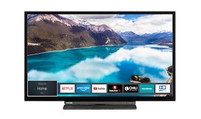 """Toshiba LED-Fernseher »32WL3C63DAX«, 80 cm/32 """", HD ready, Smart-TV kaufen"""