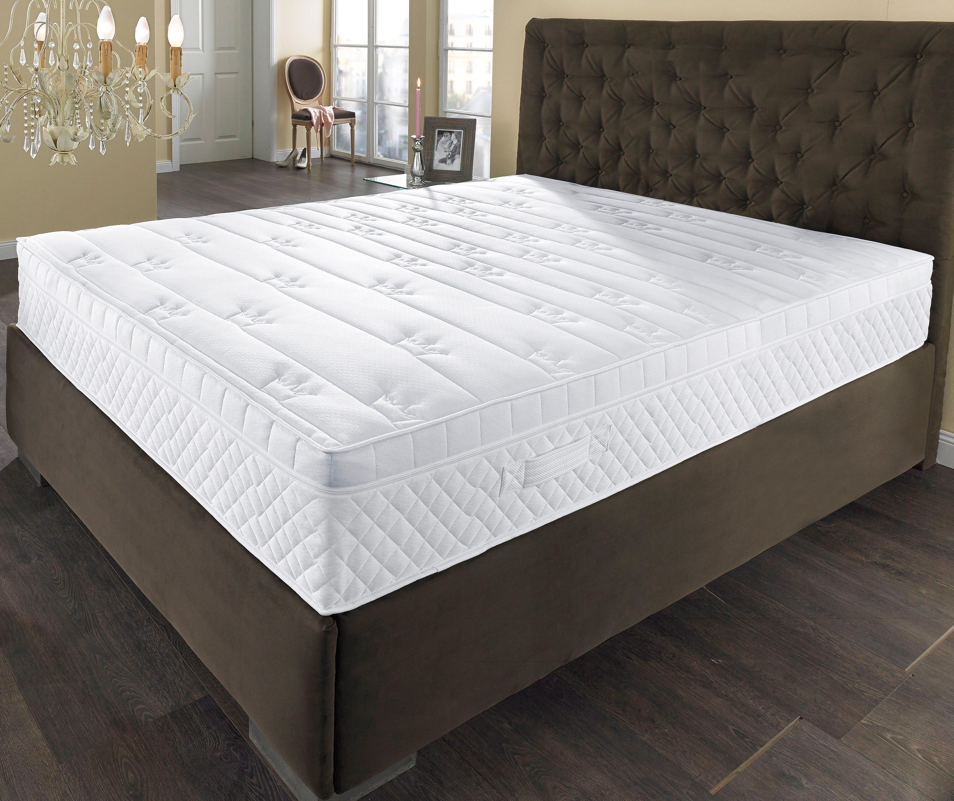 Boxspringmatratze »Meike«, Malie, 25 cm hoch | Schlafzimmer > Matratzen > Boxspringmatratzen | Mehrfarbig | MALIE