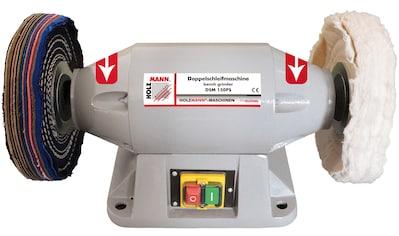 Holzmann Poliermaschine »DSM150PS«, inkl. 2 Polierscheiben kaufen