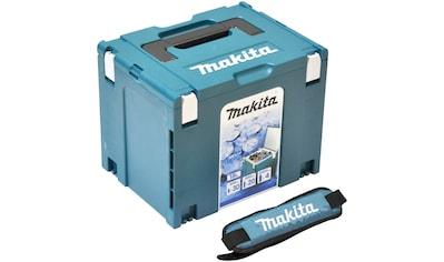 Makita Kühlbox »MAKPAC Gr. 4«, isoliert, inkl. Schultergurt kaufen
