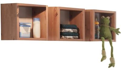 Hängeregal »Cordula«, (Set, 3 St.) kaufen