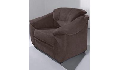 sit&more Sessel, inklusive komfortablem Federkern kaufen