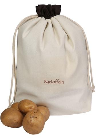 slowroom Gemüsebeutel »Slowroom«, (1 tlg.), für Gemüse und Kartoffeln kaufen