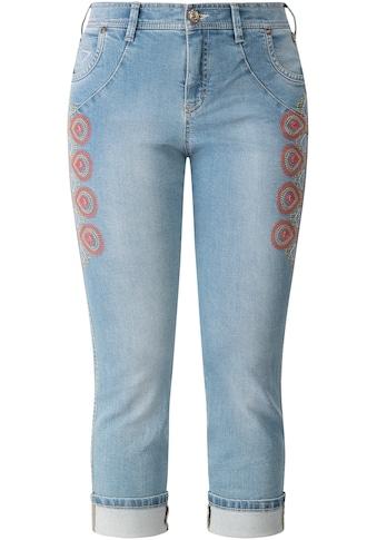 Recover Pants Jeans bestickt kaufen