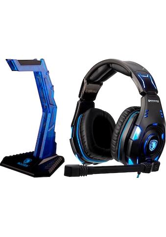 Sades Gaming-Headset »Knight Pro SA-907Pro«, Noise-Reduction kaufen