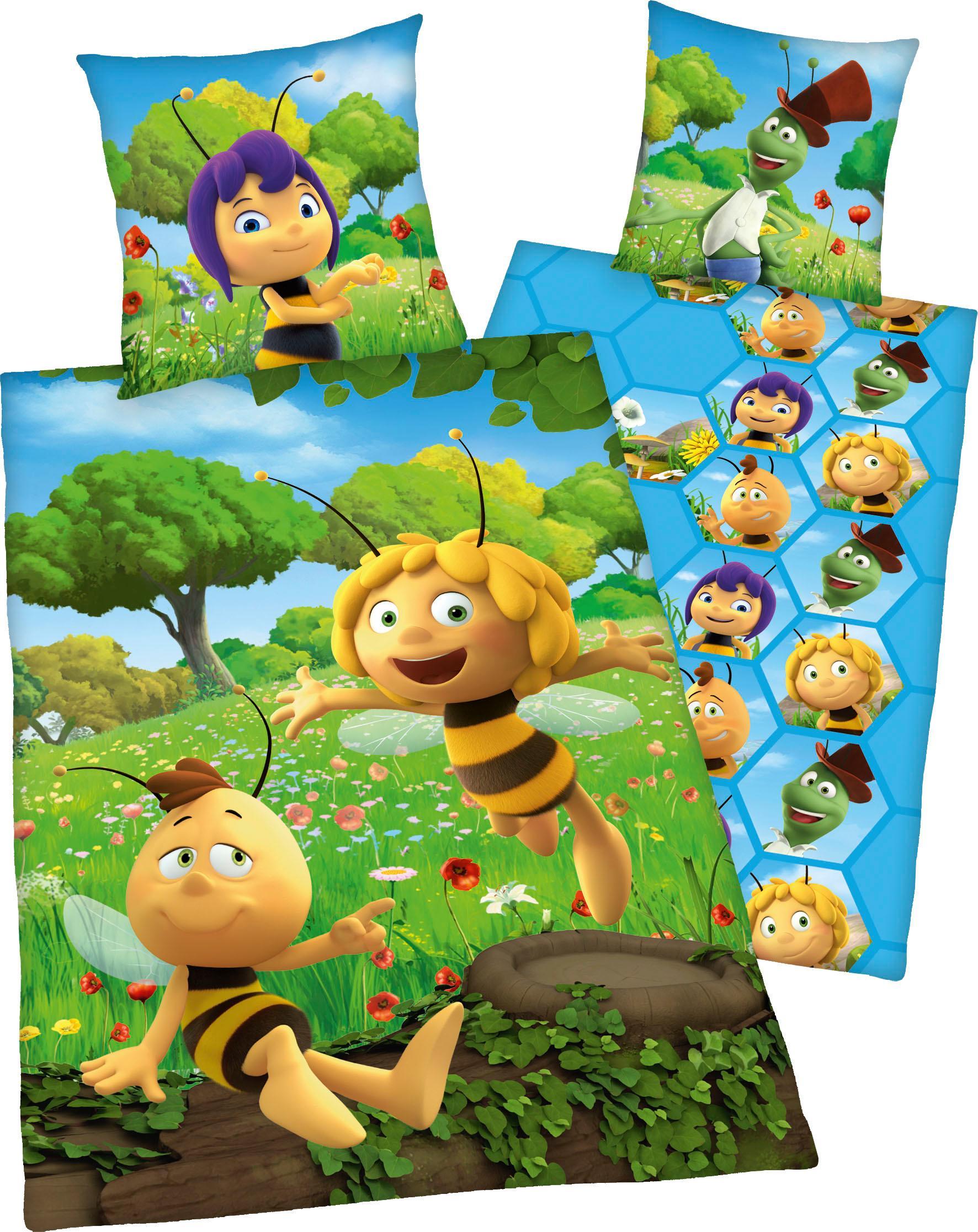 Kinderbettwäsche Biene Maja Die Biene Maja