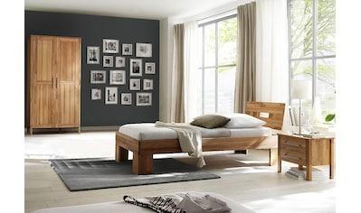 Home affaire Schlafzimmer-Set »Modesty I«, (Set, 3 St.), bestehend aus Bett 90 cm,... kaufen