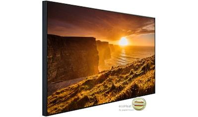 Papermoon Infrarotheizung »Normandie Sonnenuntergang«, sehr angenehme Strahlungswärme kaufen