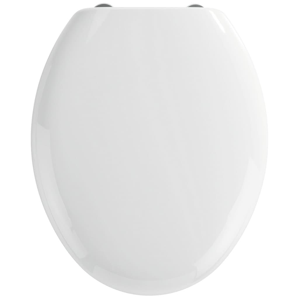 WENKO WC-Sitz »Mira«, Mit Absenkautomatik