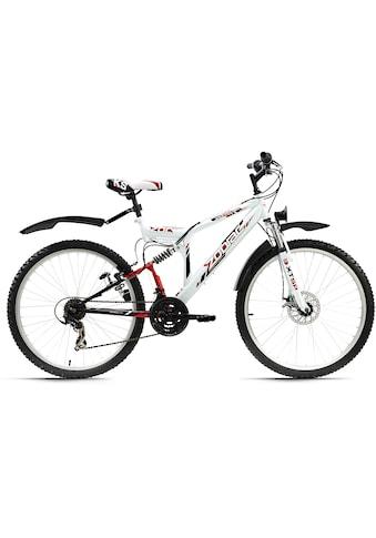 KS Cycling ATB »Zodiac«, 21 Gang, Shimano, Tourney Schaltwerk, Kettenschaltung kaufen