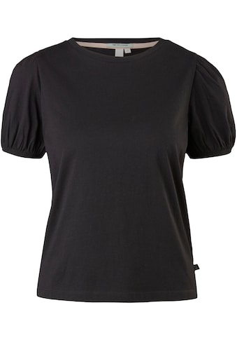 Q/S designed by T-Shirt, mit süßen Puffärmeln kaufen