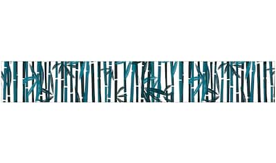 MYSPOTTI Fensterfolie »mySPOTTI look Bamboo«, 200 x 30 cm, statisch haftend kaufen