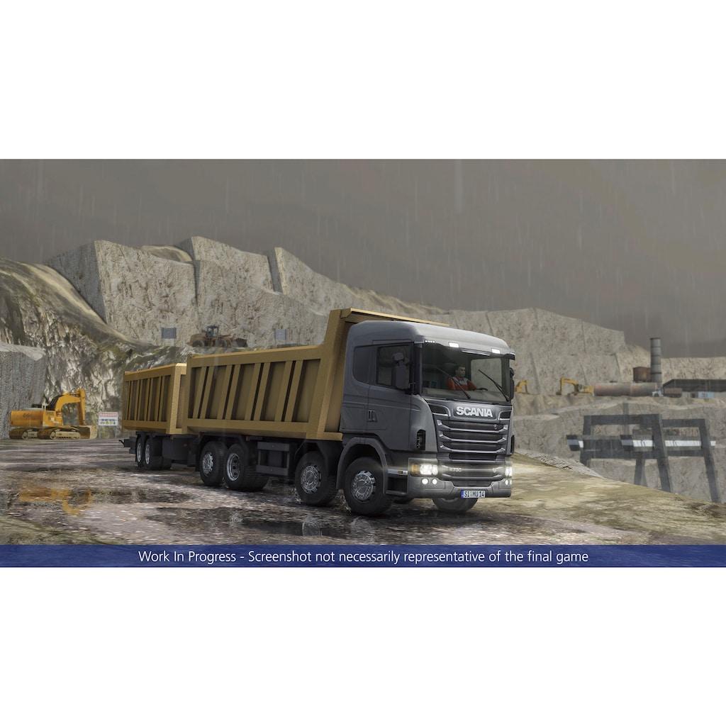 aerosoft Spiel »Truck & Logistic Simulator«, Nintendo Switch