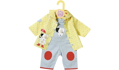 Zapf Creation® Puppenkleidung »Dolly Moda Latzhose mit Regenjacke 39-46 cm« kaufen