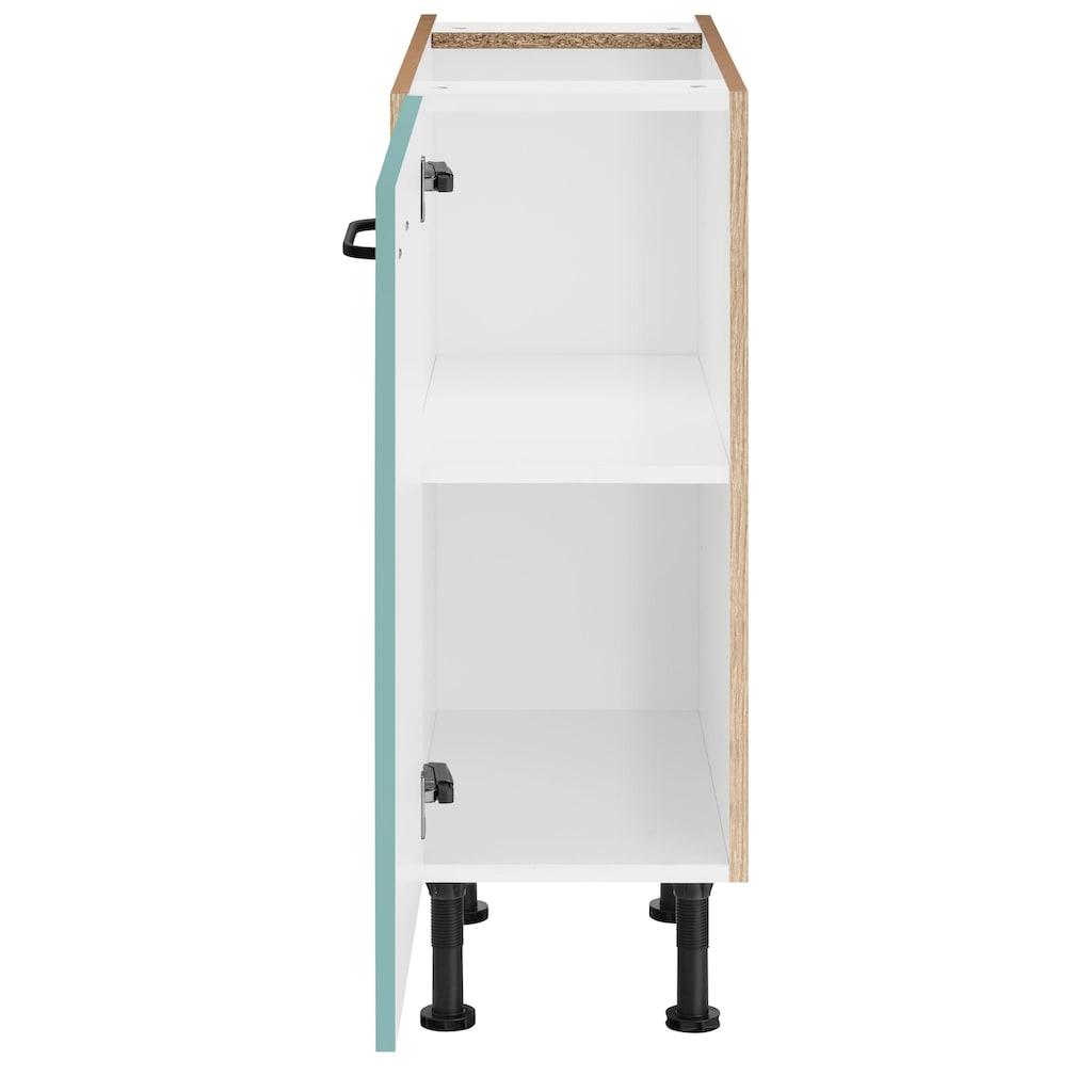 OPTIFIT Unterschrank »Elga«, mit Soft-Close-Funktion, höhenverstellbaren Füßen und Metallgriff, Breite 30 cm