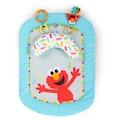Bright Starts Krabbeldecke »Sesamstraße - Elmo«, mit Kissen und Greifspielzeug