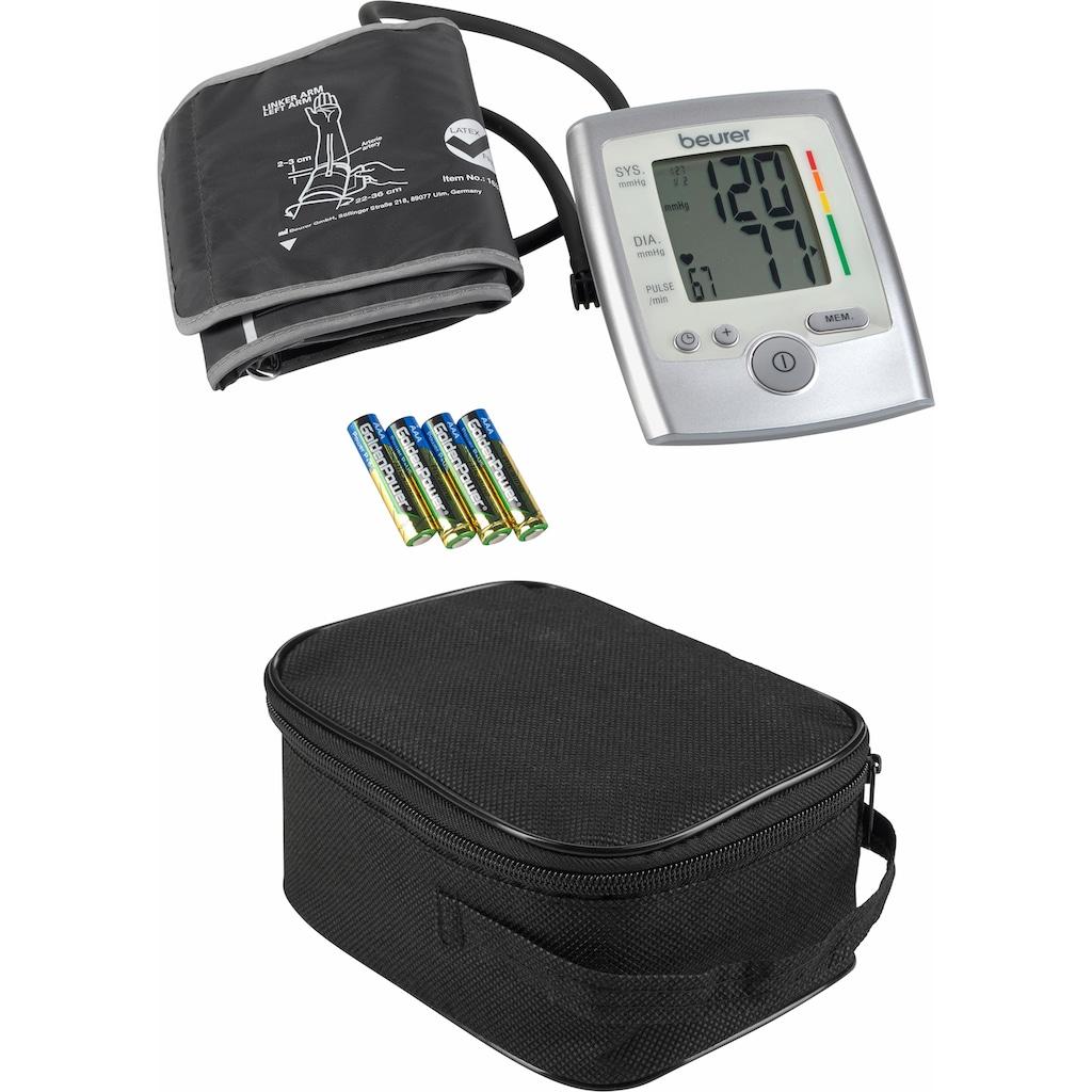 BEURER Oberarm-Blutdruckmessgerät BM 35
