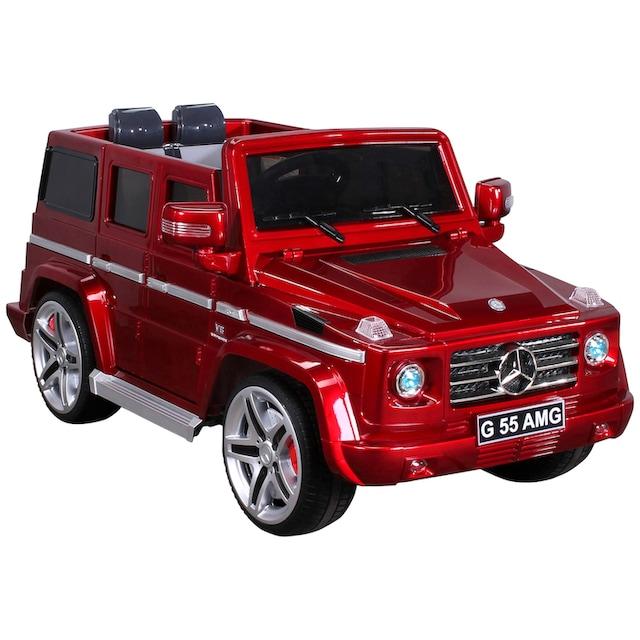 ACTIONBIKES MOTORS Elektroauto »Mercedes Benz AMG G55 High Door«, für Kinder ab 3 Jahre, 12 Volt