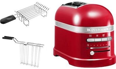 KitchenAid Toaster »Artisan 5KMT2204EER«, 2 kurze Schlitze, für 2 Scheiben, 1250 W kaufen