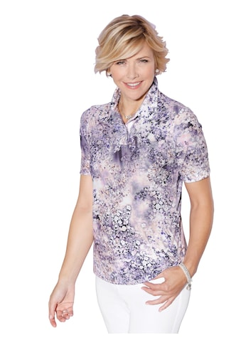 Classic Poloshirt mit floralem Druck kaufen
