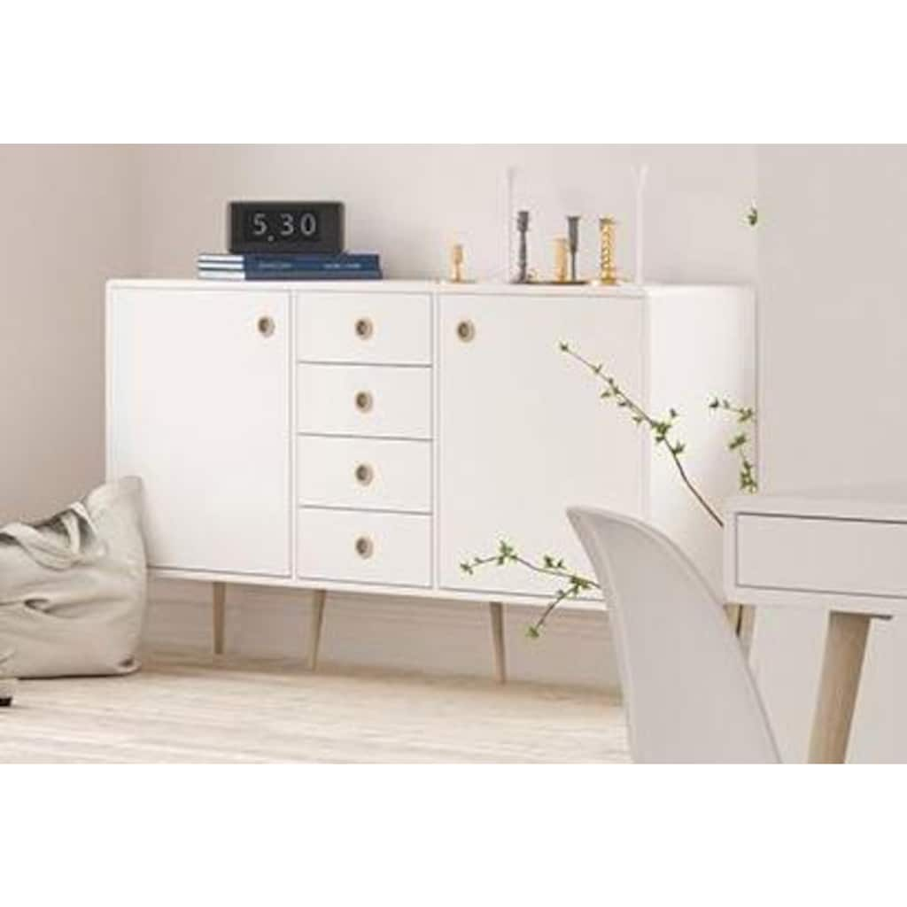 Home affaire Sideboard »Softline«, Breite 153 cm