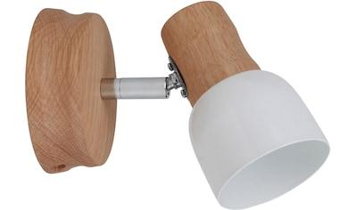 SPOT Light Deckenleuchte »SVANTJE«, E14, Naturprodukt aus Massivholz, Nachhaltig mit... kaufen