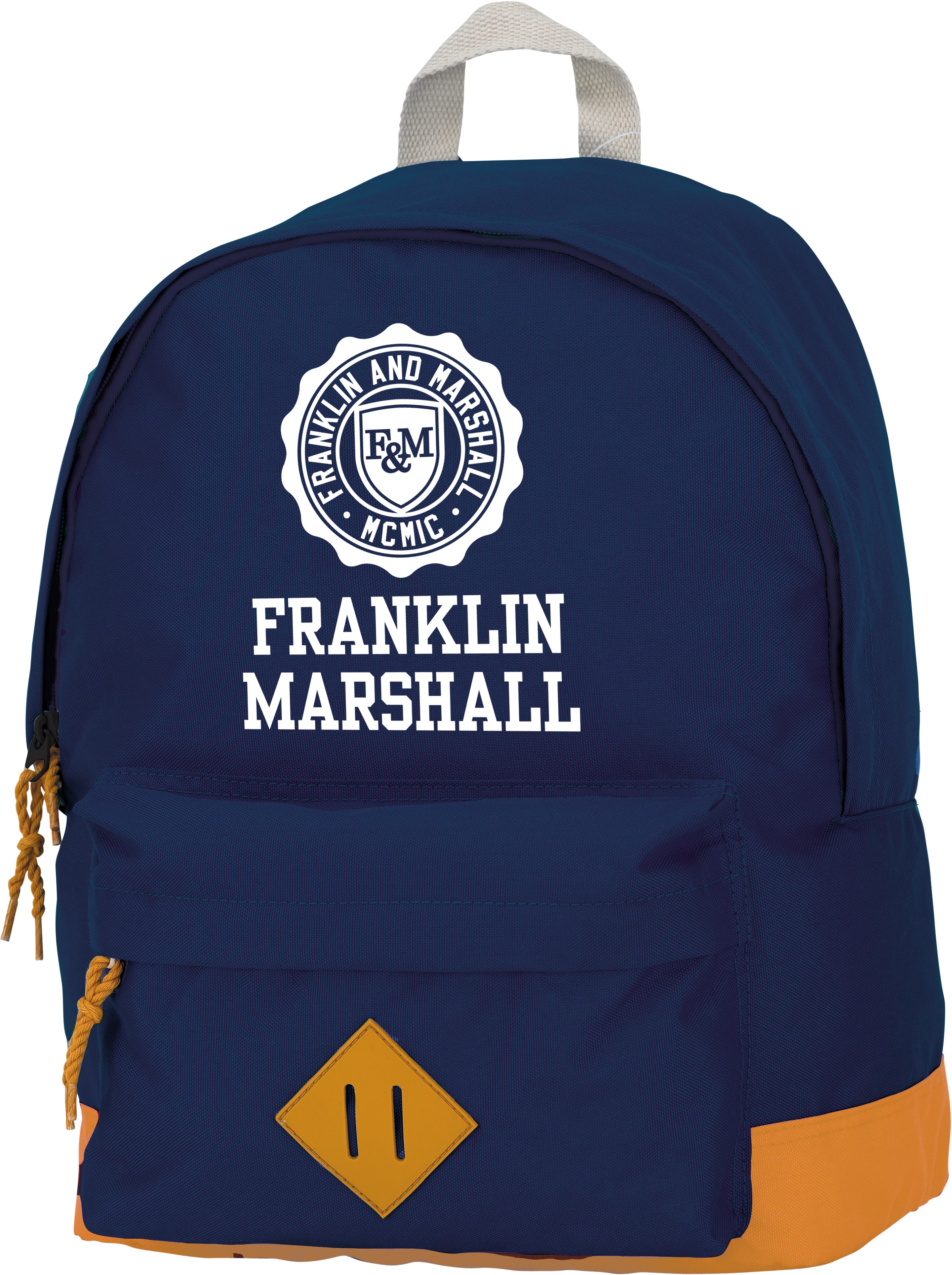 Franklin & Marshall Freizeitrucksack Boys Backpack dunkelblau groß Preisvergleich
