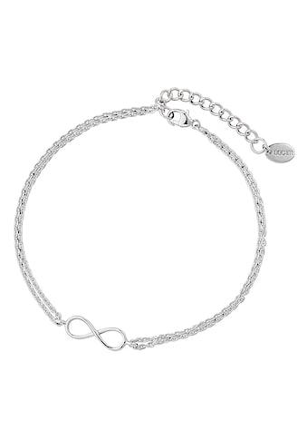 DOOSTI Silberarmband »Infinity/Unendlichkeitsschleife, SI - B - 03 - RH« kaufen