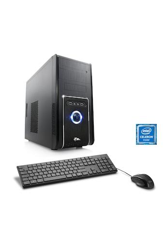 CSL »Speed T1421 Windows 10 Home« PC (Intel, passiver CPU - Kühler) kaufen