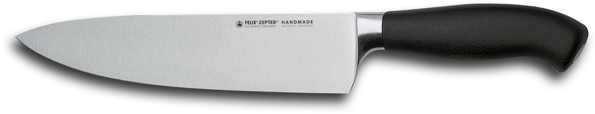 Felix Solingen Spickmesser PLATINUM (1 Stück) schwarz Küchenmesser Besteck Messer Haushaltswaren Kochmesser