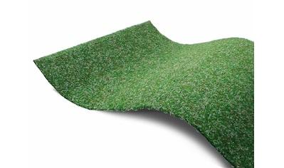 Primaflor-Ideen in Textil Kunstrasen »GREEN«, rechteckig, 7,5 mm Höhe, Rasenteppich, grün, mit Noppen, strapazierfähig, witterungsbeständig, In- und Outdoor geeignet kaufen