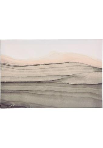LeGer Home by Lena Gercke Leinwandbild »Waves«, Abstrakt, (1 St.) kaufen