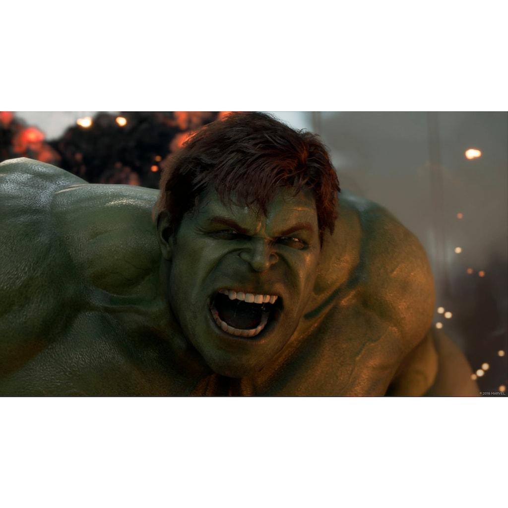 SquareEnix Spiel »Marvel's Avengers Deluxe Edition«, Xbox One