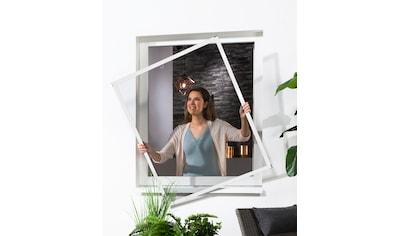 hecht international Insektenschutz-Fenster »MASTER SLIM 3.0«, BxH: 130x150 cm kaufen