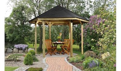 WEKA Pavillon »Paradies 1«, BxT: 326x376 cm kaufen