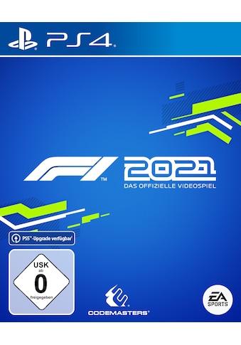 Codemasters Spiel »F1 2021«, PlayStation 4 kaufen