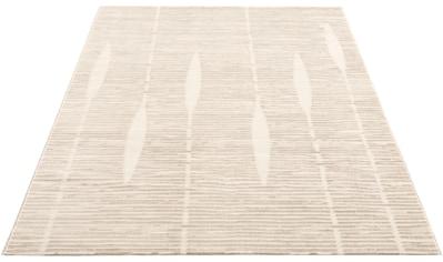 Teppich, »Frode«, DELAVITA, rechteckig, Höhe 12 mm, maschinell gewebt kaufen