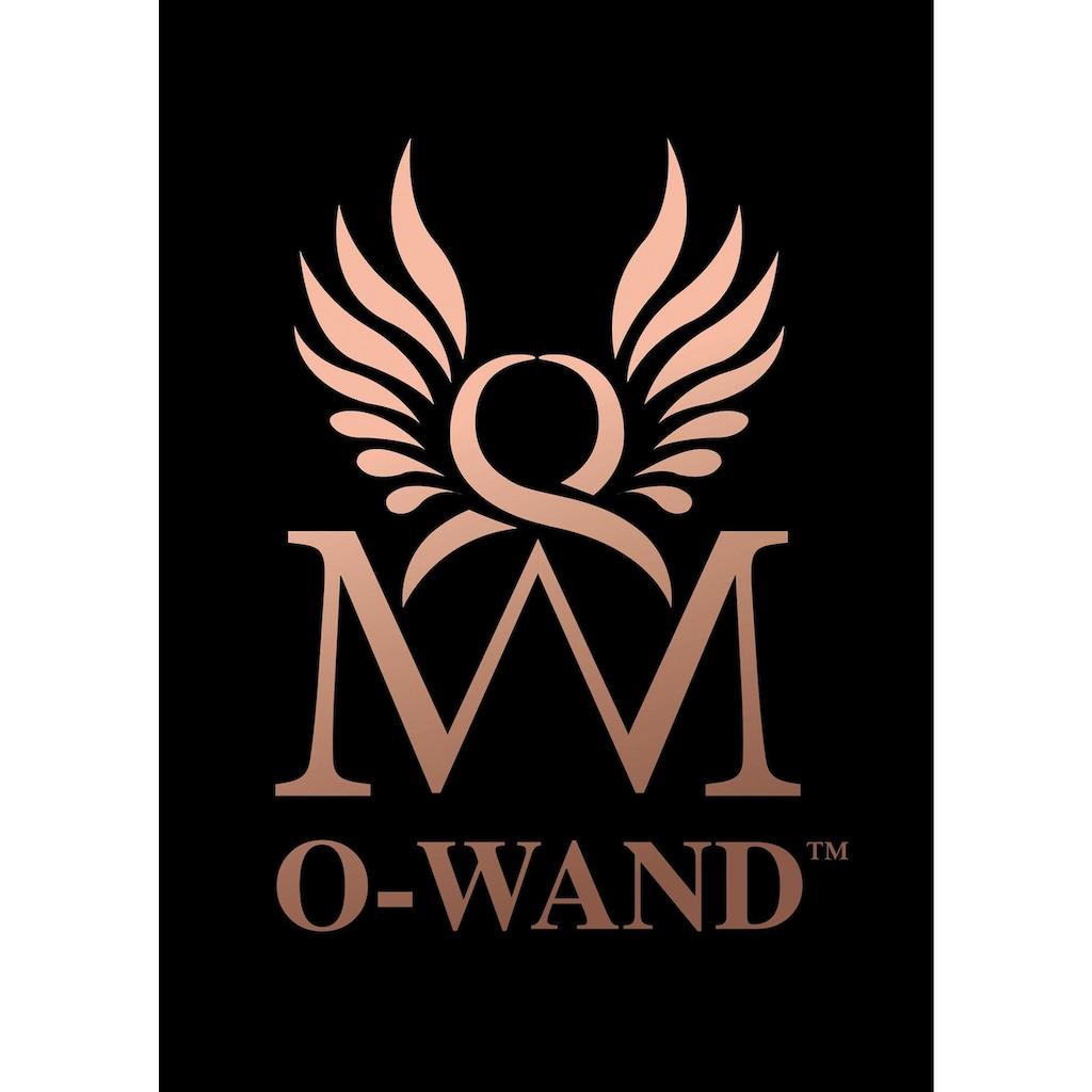 O-WAND Vibrator »Noir«, wasserdicht