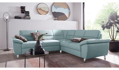 sit&more Ecksofa, wahlweise mit Bett- und Relaxfunktion, inkl. Bettkasten kaufen