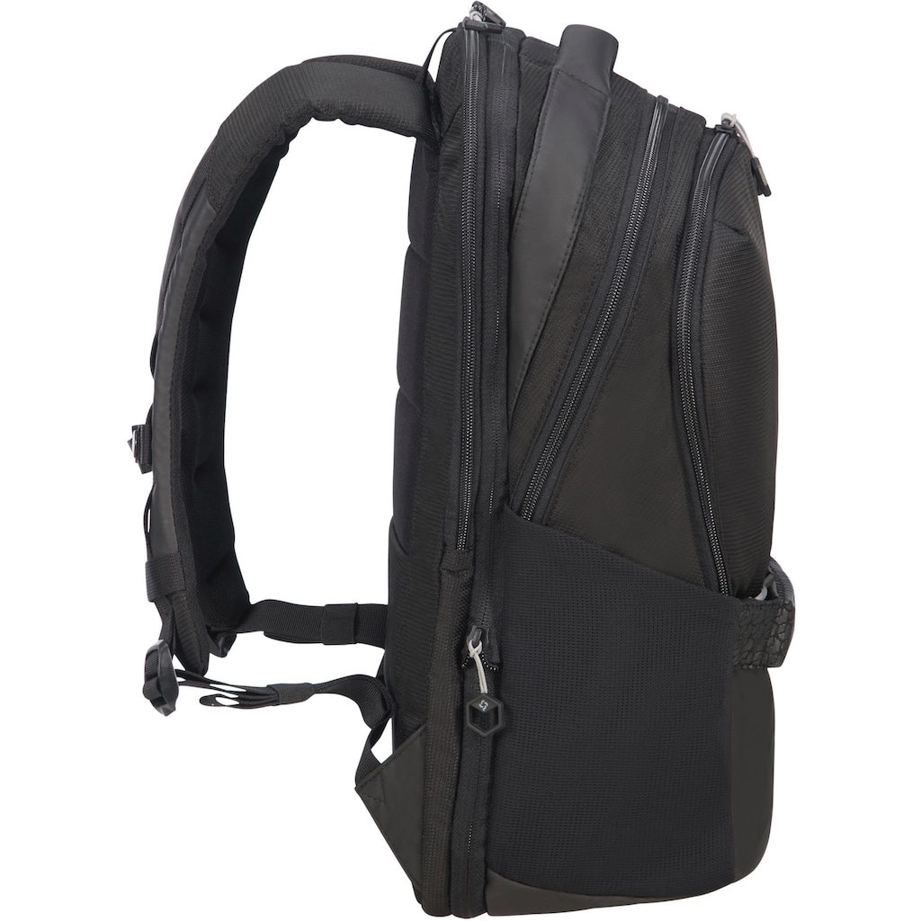 Samsonite Laptoprucksack »Hexa-Pack Work, black, M«