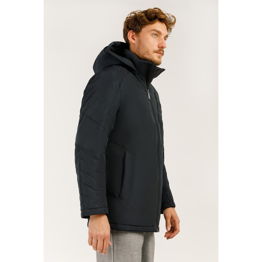 Finn Flare Winterjacke, mit modischem Design
